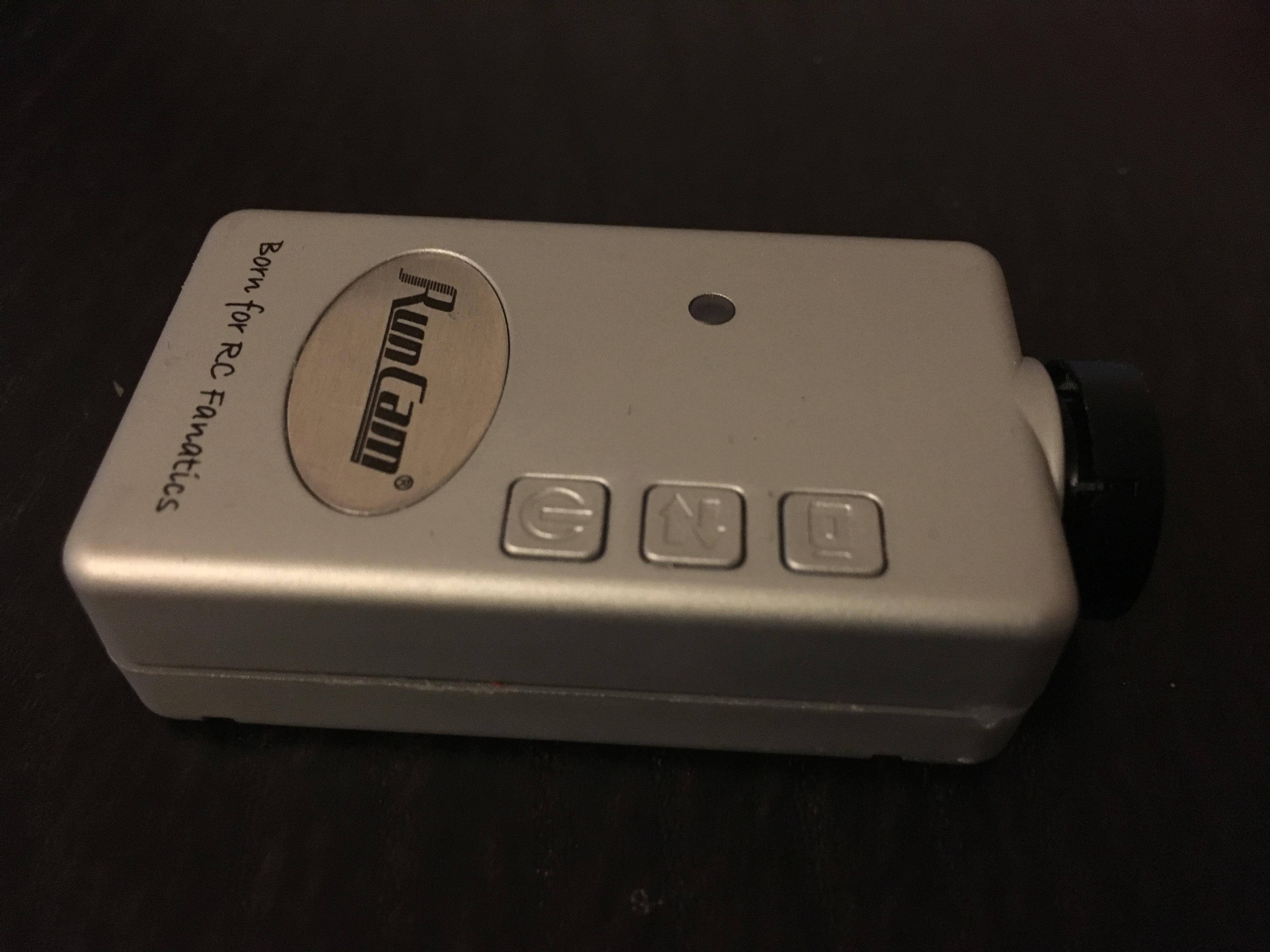 Test – Caméra RunCam HD