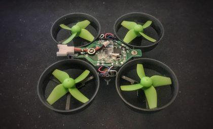 Test – Eachine E010 ! Un drone pour 16€ ?