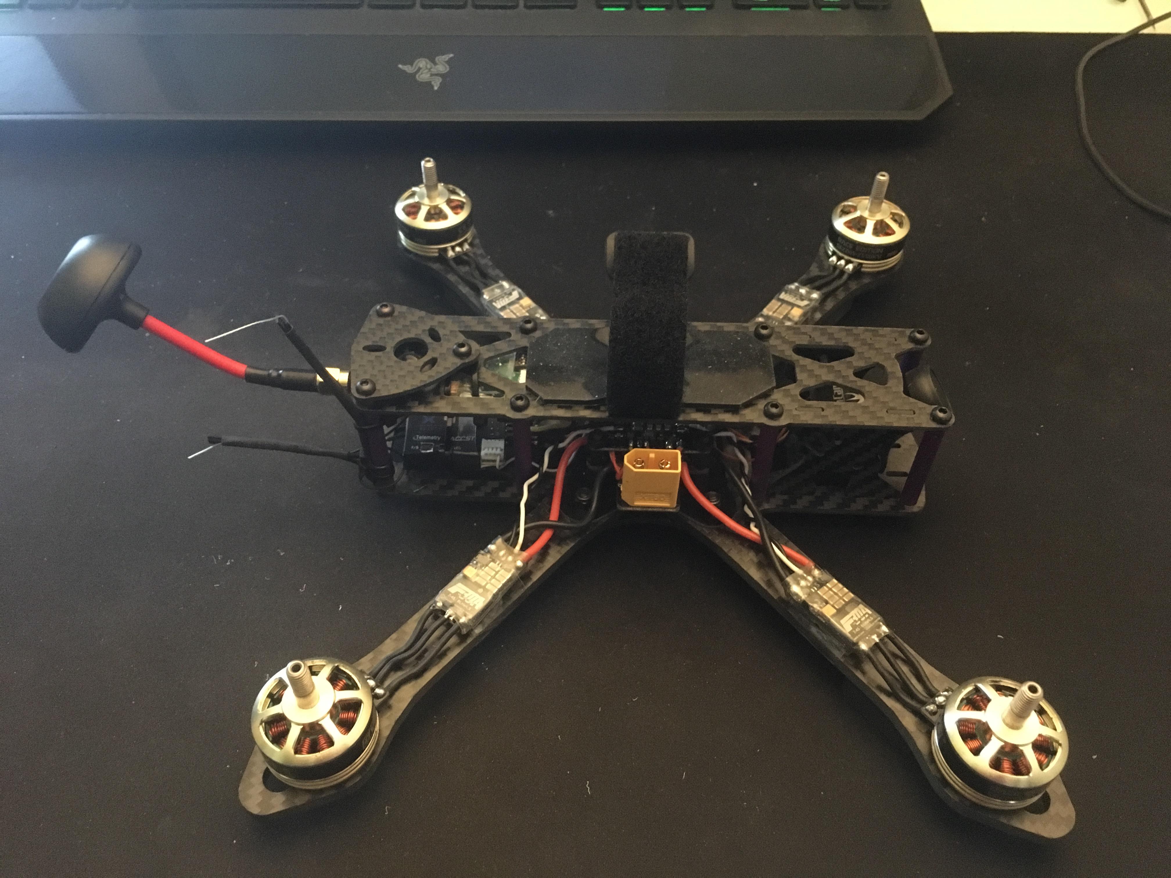 Martian II 250 – Un nouveau quadcopter est né !